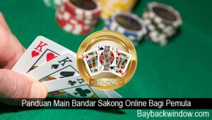Panduan Main Bandar Sakong Online Bagi Pemula
